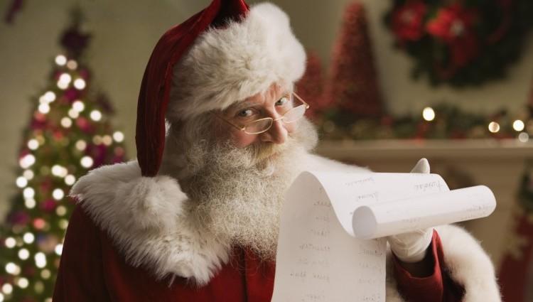 Dear Santa, Aku Ingin Punya...
