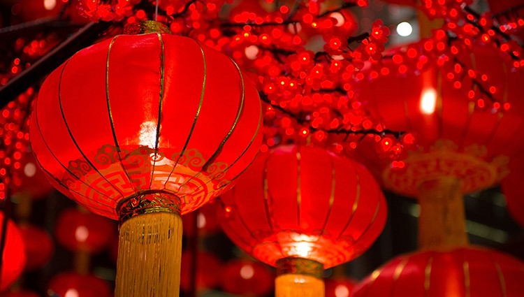Stand Out in Red to Celebrate Lunar New Year