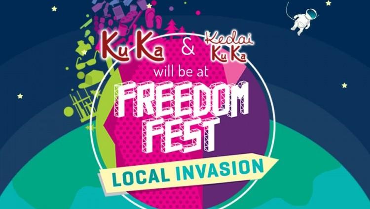 Ku Ka & Freedom Fest 2016