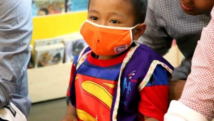 Ku Ka Charity bersama Yayasan Kasih Anak Kanker Jogja