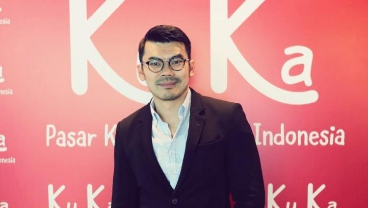 BINCANG DENGAN TITONIUS KARTO  CEO KU KA