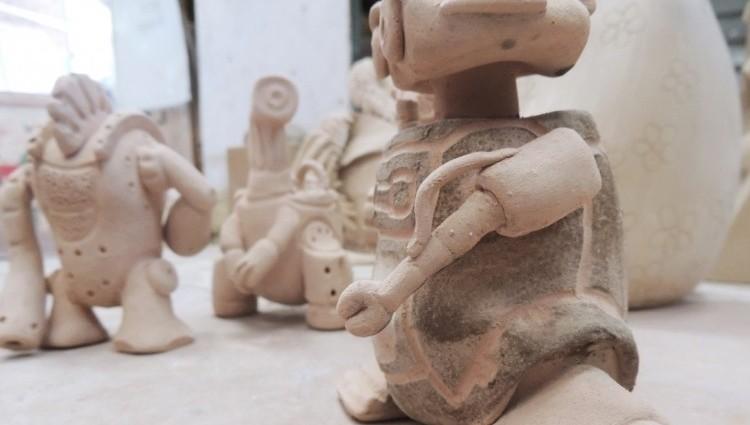 Kerajinan Keramik di Kota Jogja