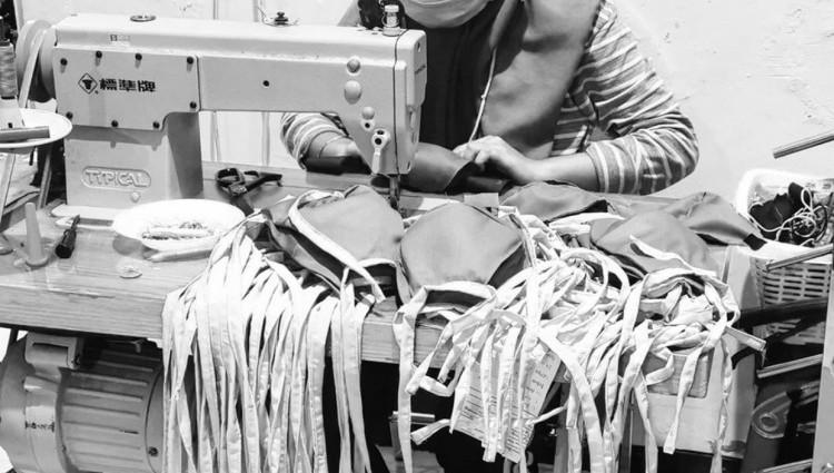 Masker Karya Designer Indonesia