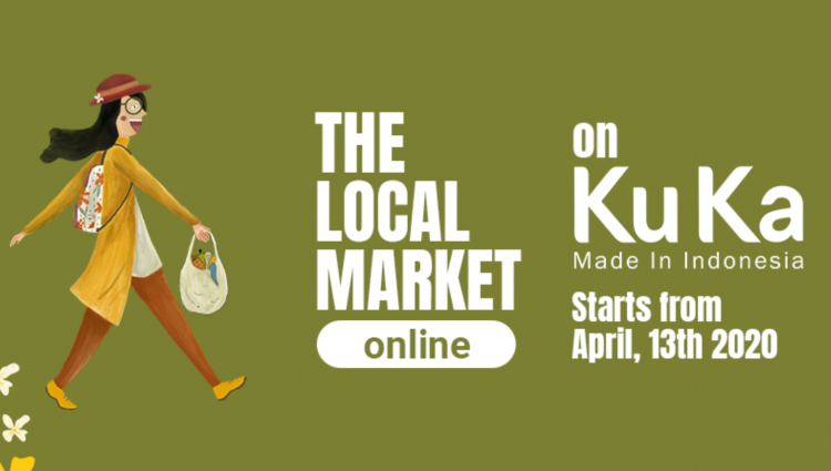 The Local Market Online, Strategi Pemasaran Alternatif Untuk Produk Kreatif