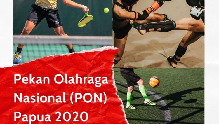 Pekan Olahraga Nasional (PON) 2020 Ditunda Hingga Tahun Depan