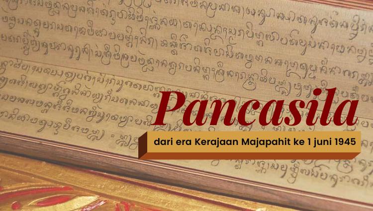 PANCASILA sudah ada sejak zaman Majapahit!