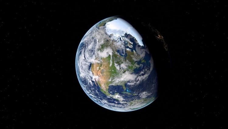 Ketika Bumi Memperbaiki Diri