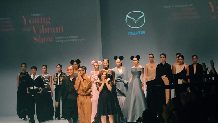 MAZDA YOUNG AND VIBRANT SHOW