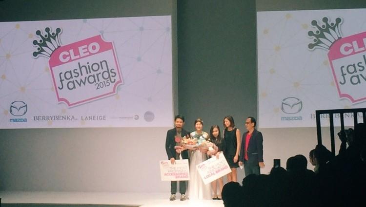 CLEO FASHION AWARDS 2015