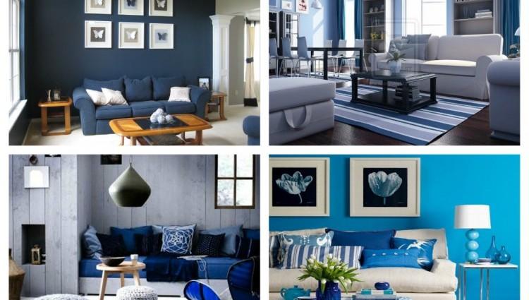 Menyambut Hari Lebaran, Dekor Rumah Yuk Dengan Nuansa Blue Chic