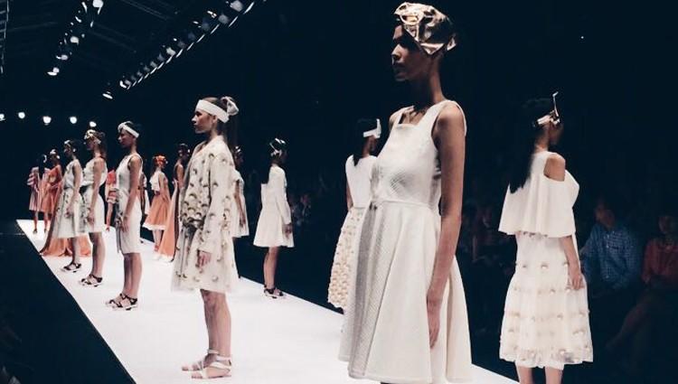 Ku Ka di Jakarta Fashion Week 2017