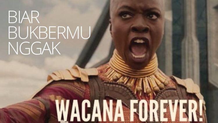 Biar Bukbermu Nggak Hanya Wacana Forever!