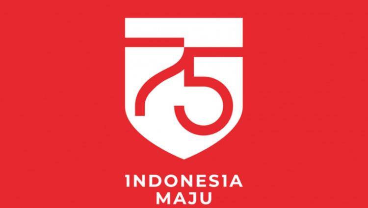 Peresmian Logo Peringatan HUT Ke-75 Kemerdekaan RI Resmi Diluncurkan
